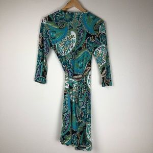 Banana Republic Dresses - Banana Republic Wrap Dress Size XS